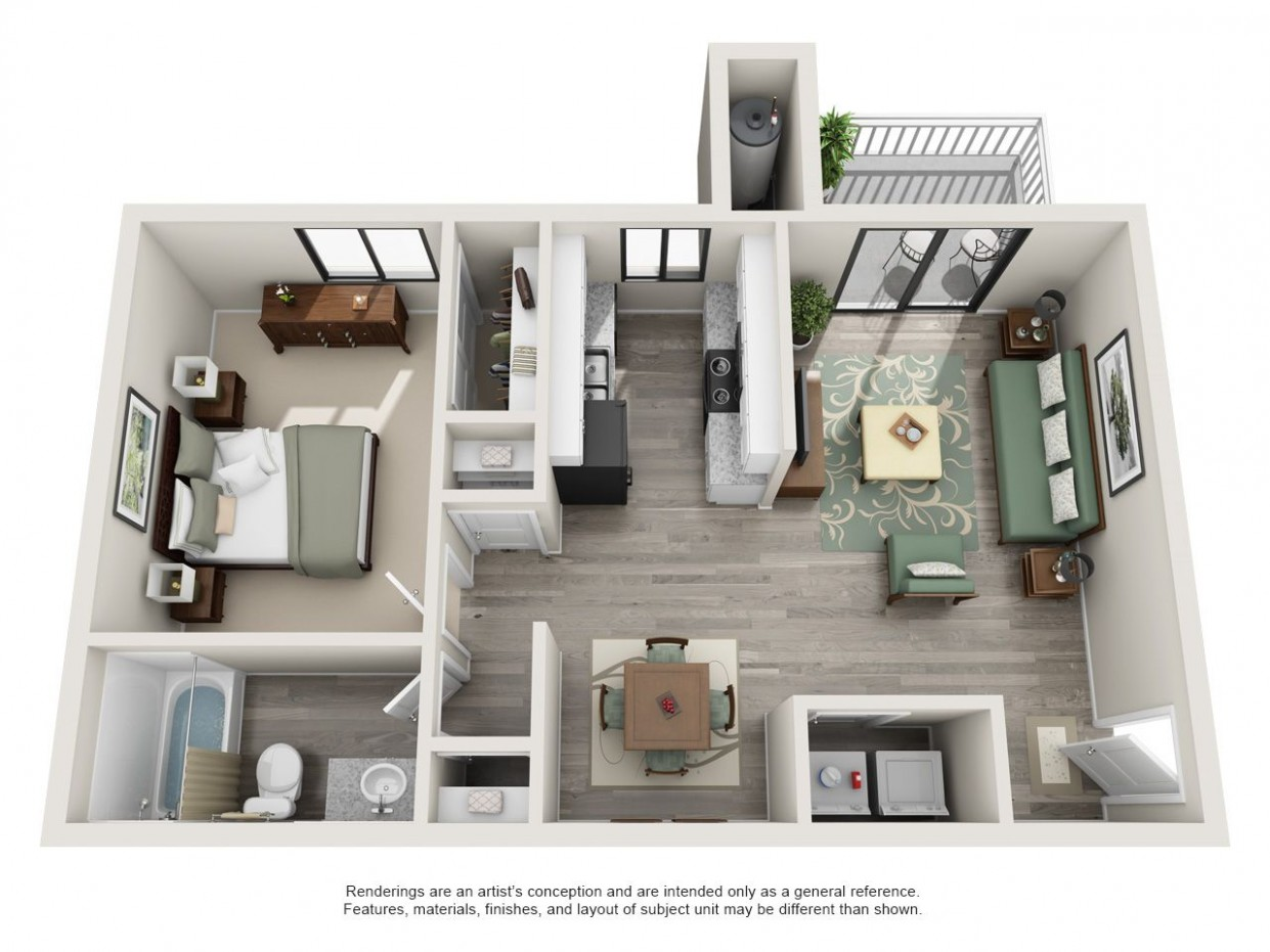 10, 10 and 10 Bedroom Plans  Hearthstone Apartments #aurora  - Apartment Design Guide Part 3