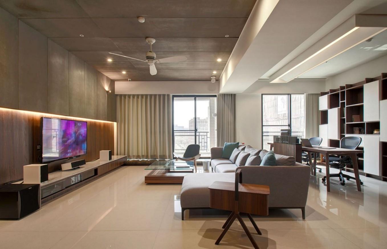 10+ Amazing Modern Apartment Interior Design Ideas in 10  - Design Apartment Kecil
