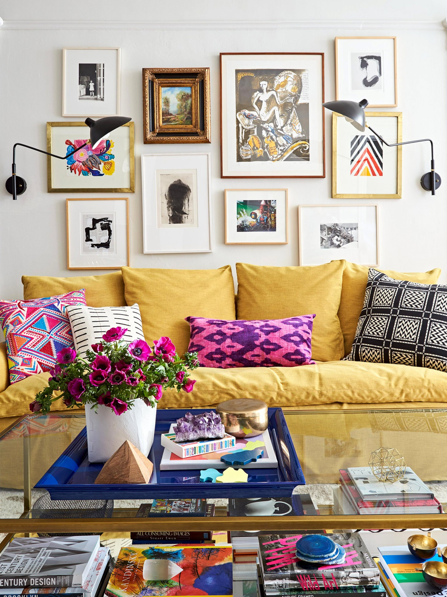 10 Apartment Decorating Ideas to Make Your Rental Feel Like Home  - Apartment Design Guide Part 3