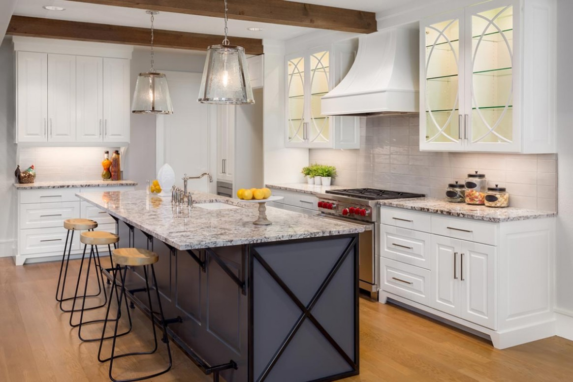 10 Average Cost of Kitchen Cabinets  Install Prices Per Linear Foot - Kitchen Cabinet Replacement Average Cost