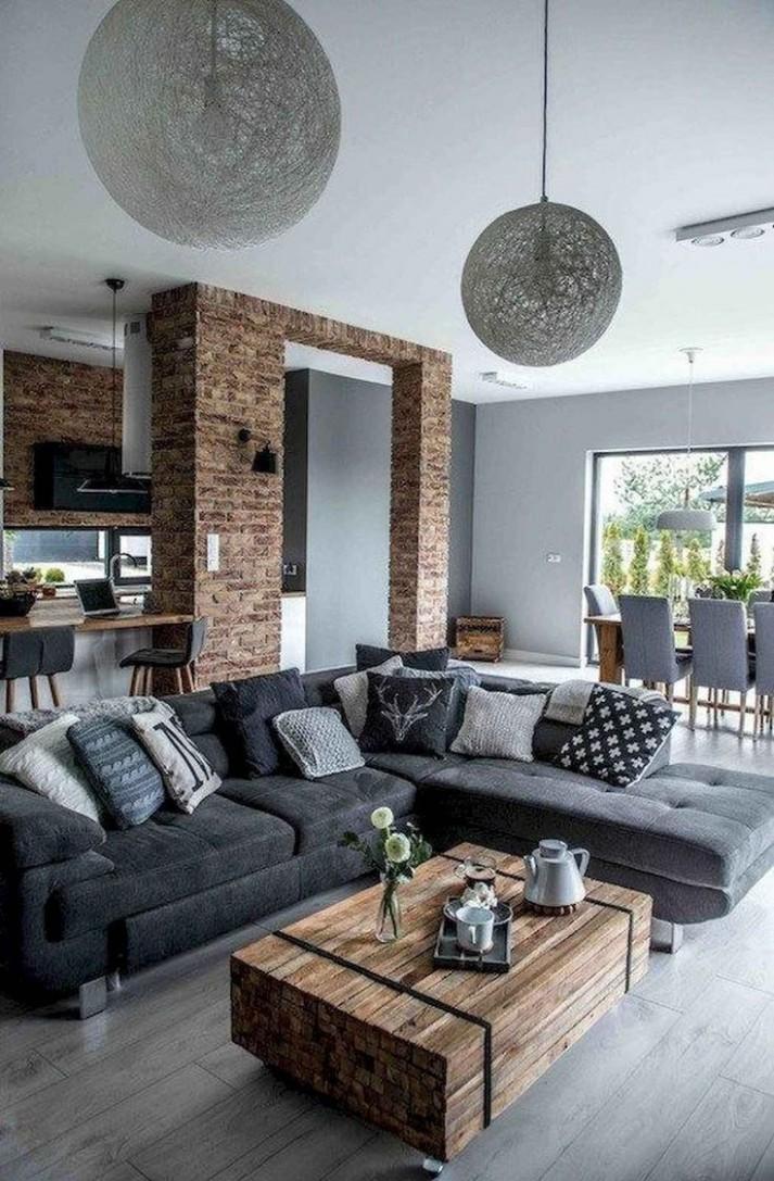 10 Best Rustic Apartment Living Room Decor Ideas and Makeover in  - Rustic Apartment Decor Ideas