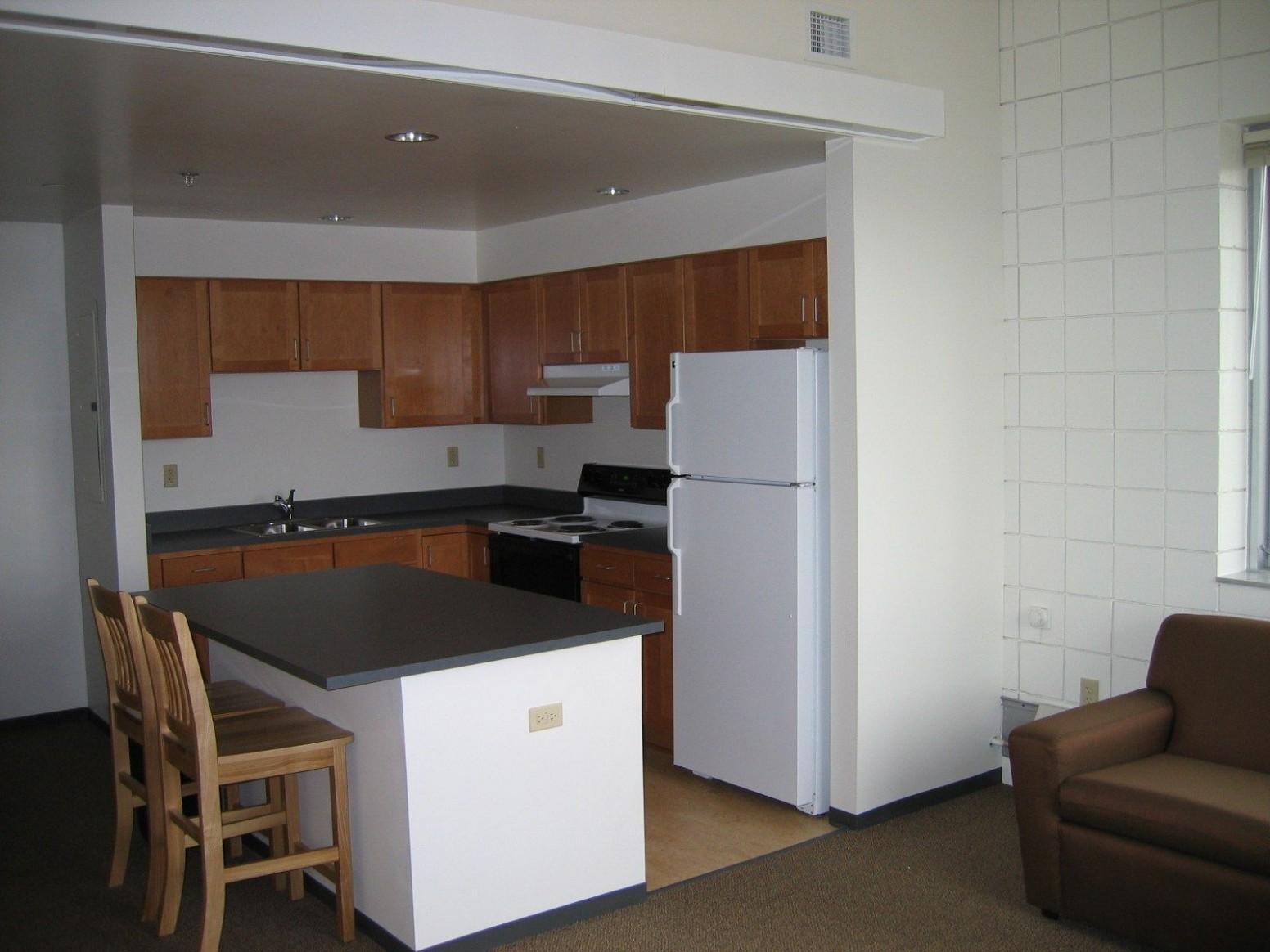 10 Idea Dekorasi Dapur Untuk Apartment Dan Kondominium Yang Kecil  - Design Apartment Kecil