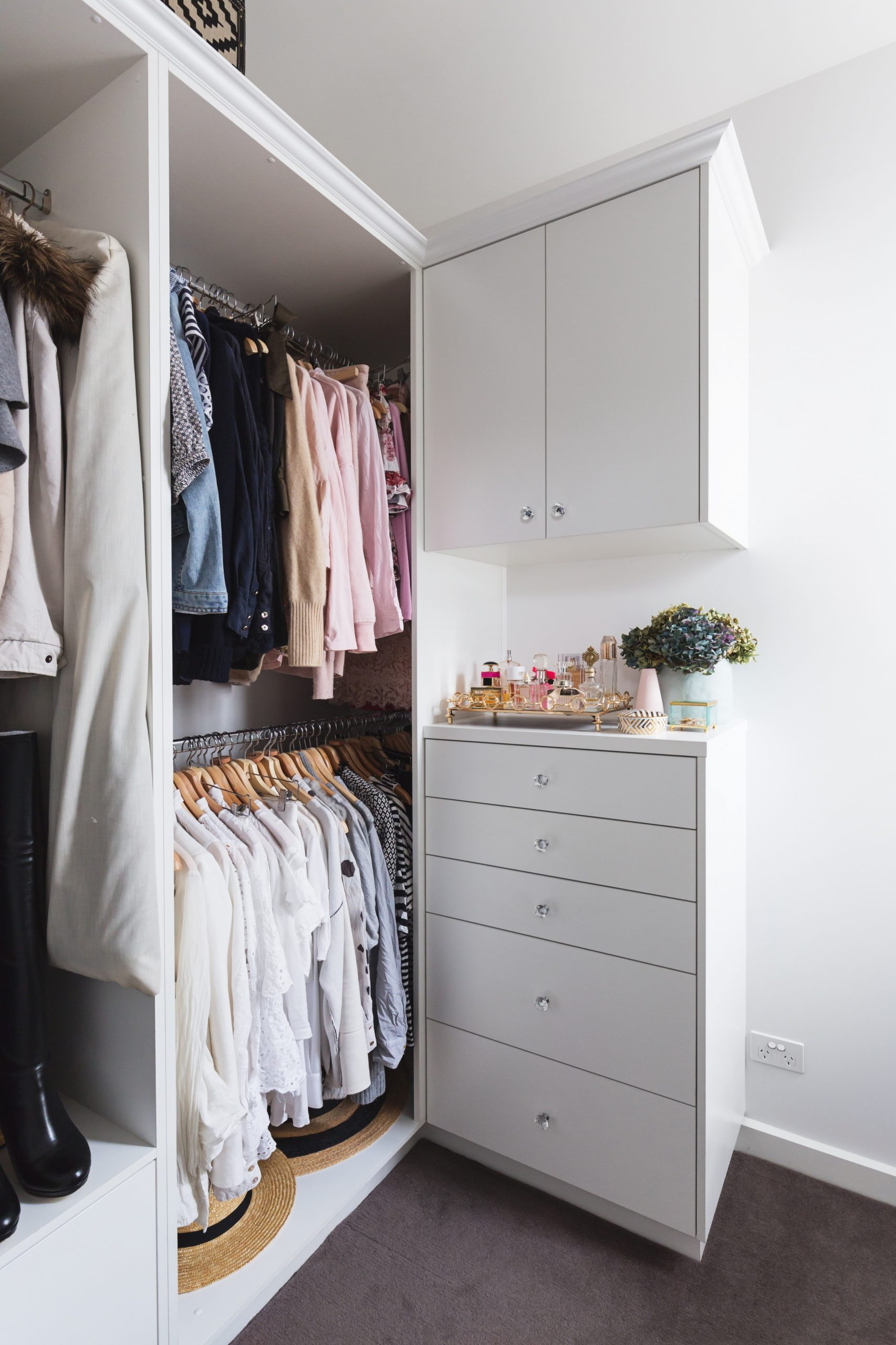 10 Ideas to Make The Most of Your Closet  Apartment Therapy - Closet Ideas In Apartment