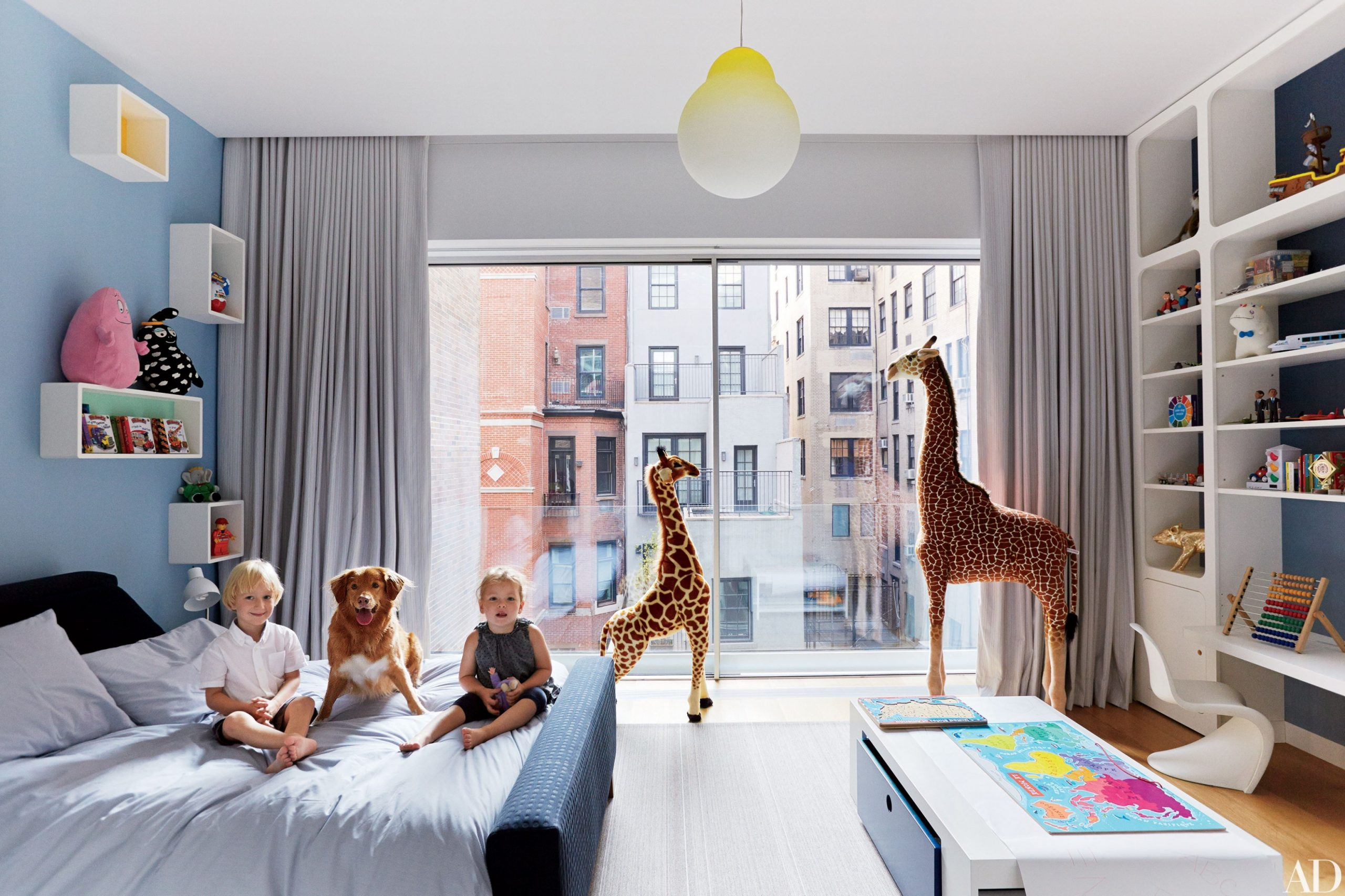 10 Stylish Kids Bedroom & Nursery Ideas  Architectural Digest - Bedroom Ideas Youth
