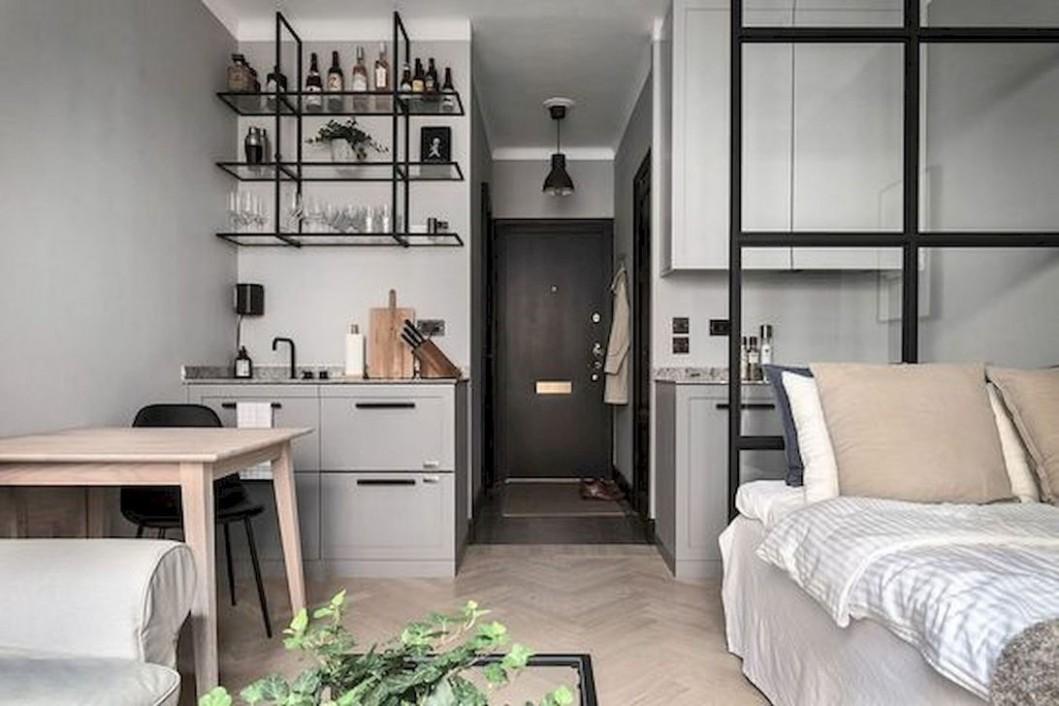 10 The Best Studio Apartment Layout Design Ideas di 10  - Design Apartment Kecil