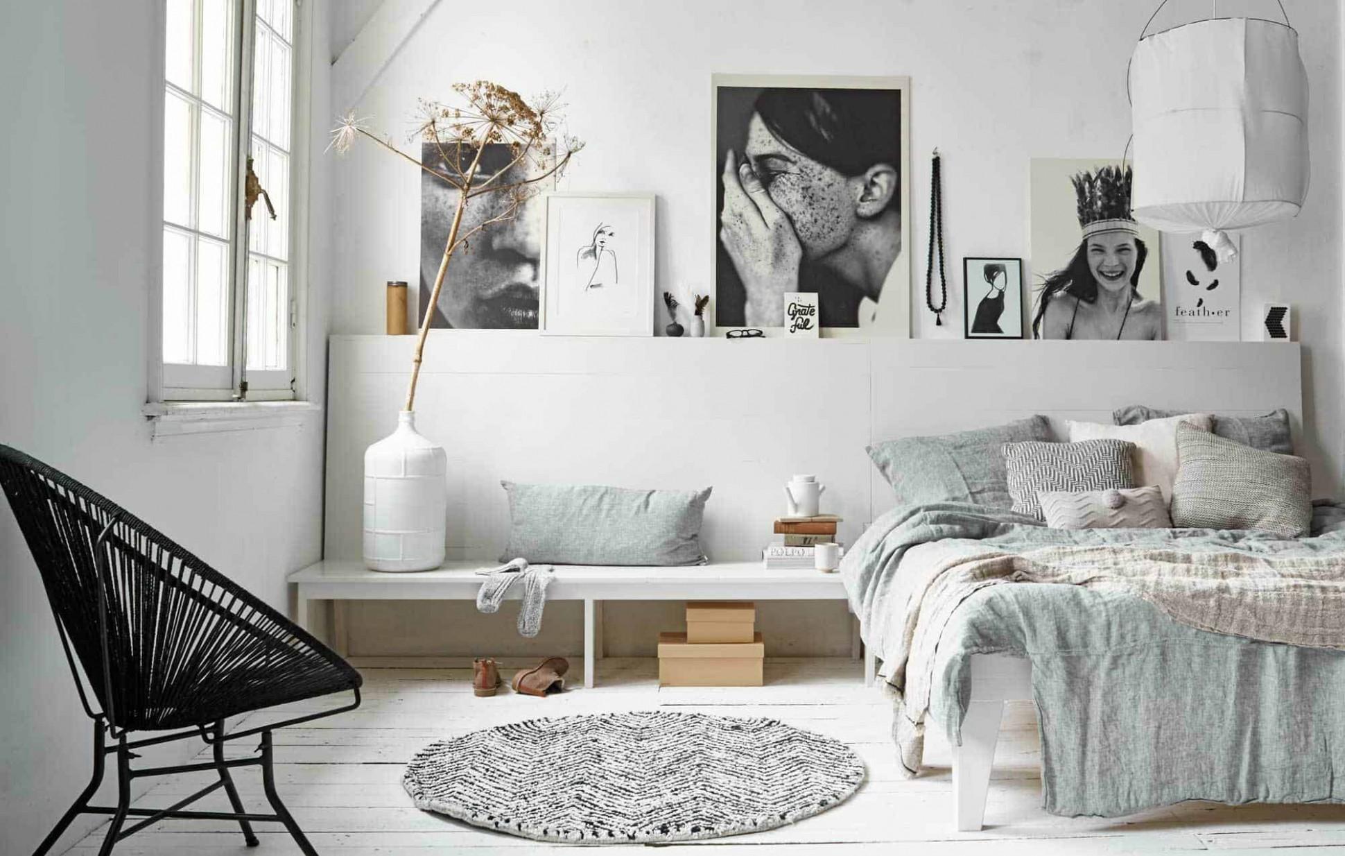 11 Amazing solutions for bedroom headboard alternatives - Bedroom Ideas Without Headboard