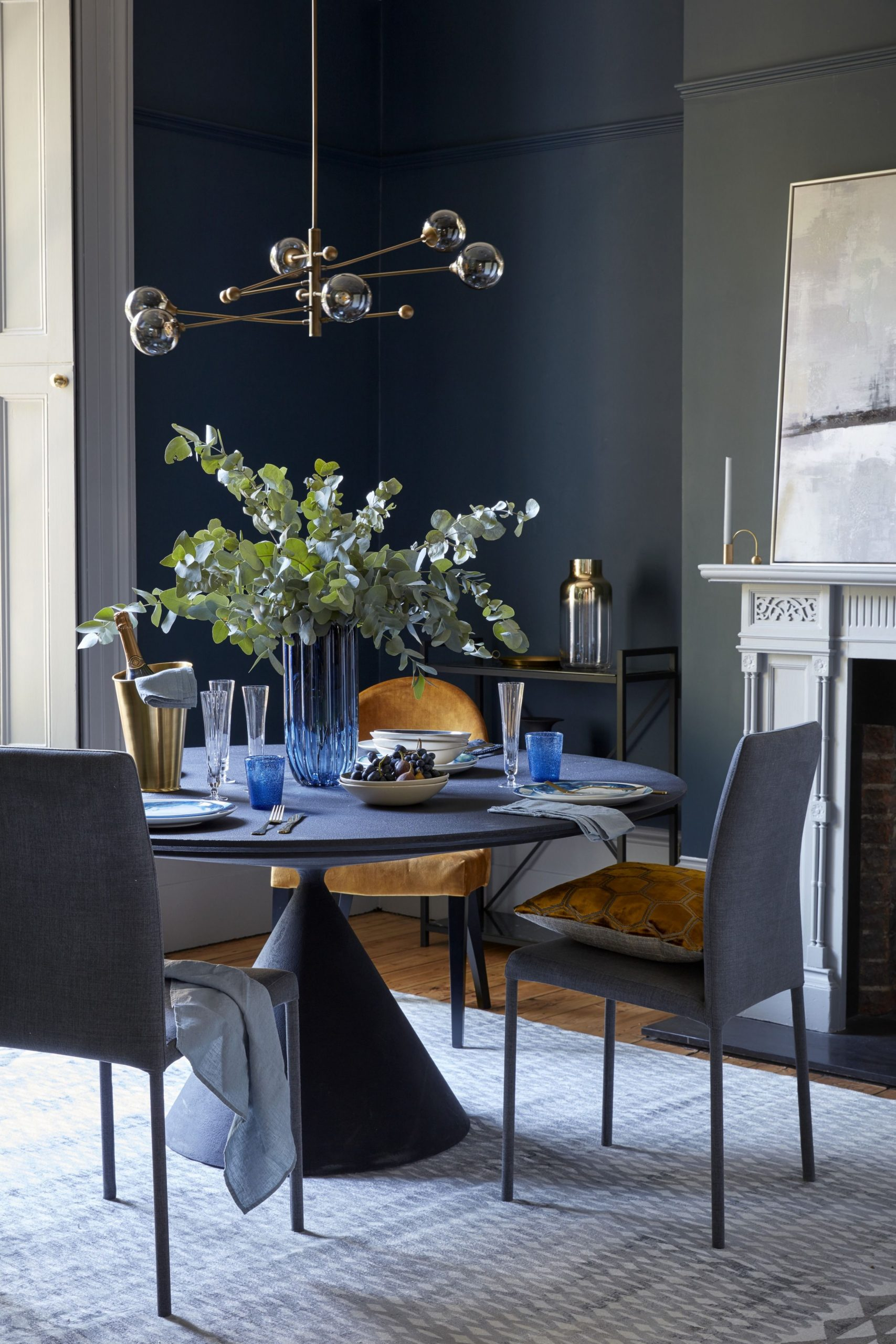 11 Best Dining Room Decorating Ideas - Pictures of Dining Room Decor - Dining Table Ideas Uk