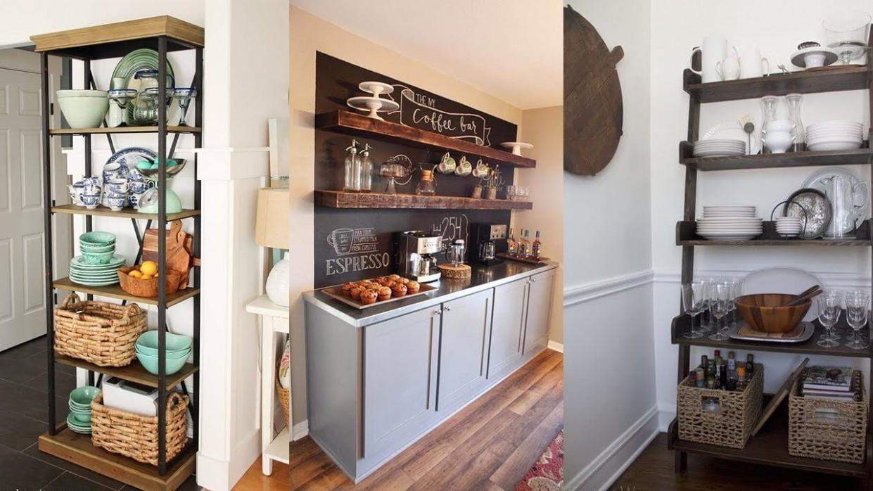 11 Best Dining Room Storage Ideas - Dining Room Ideas Storage