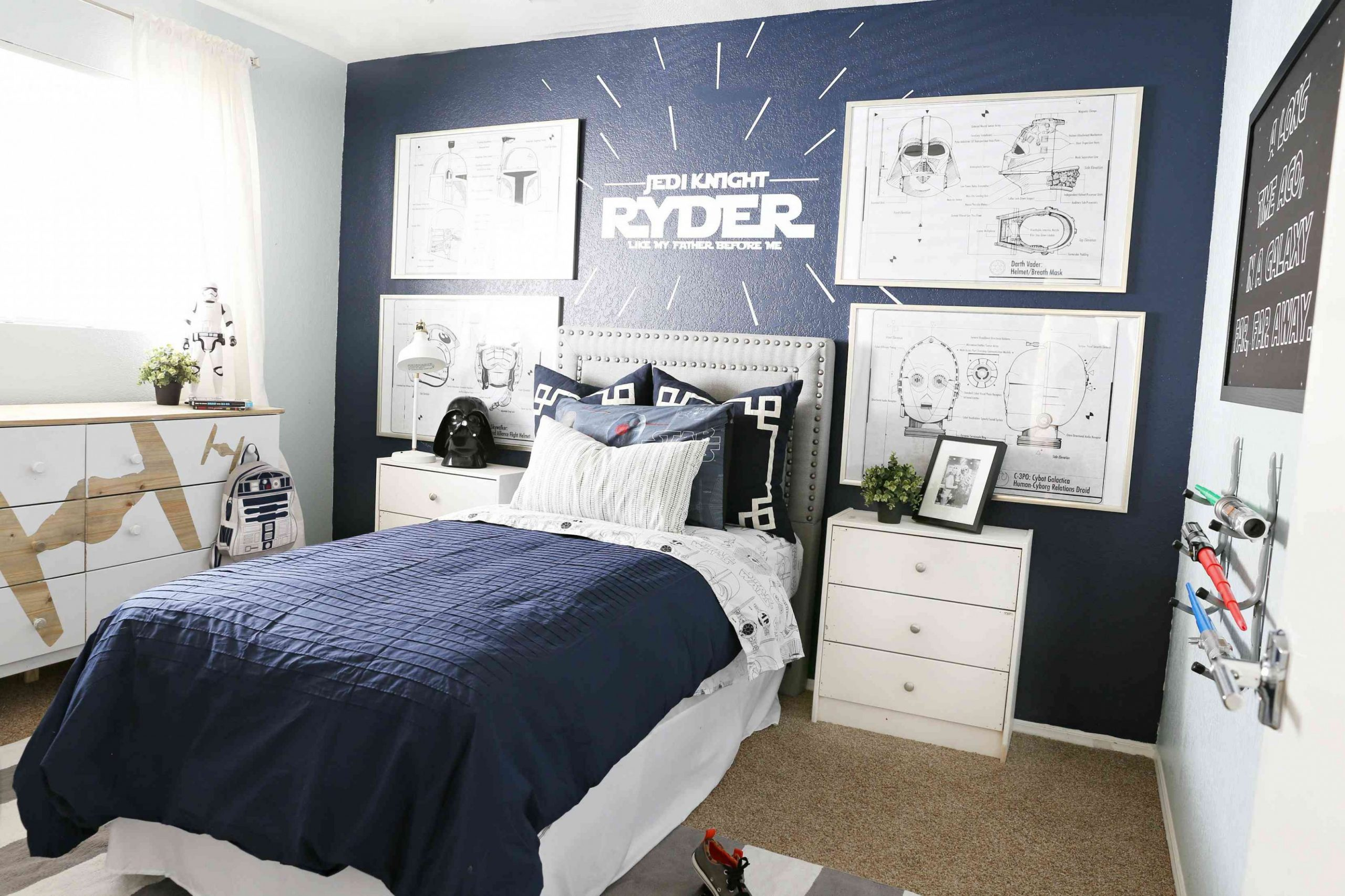 11 Creative Bedroom Ideas for Boys - Bedroom Ideas Young Man