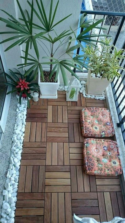 11 Creative Small Apartment Balcony Decorating Ideas On A Budget  - Apartment Balcony Enclosure Ideas