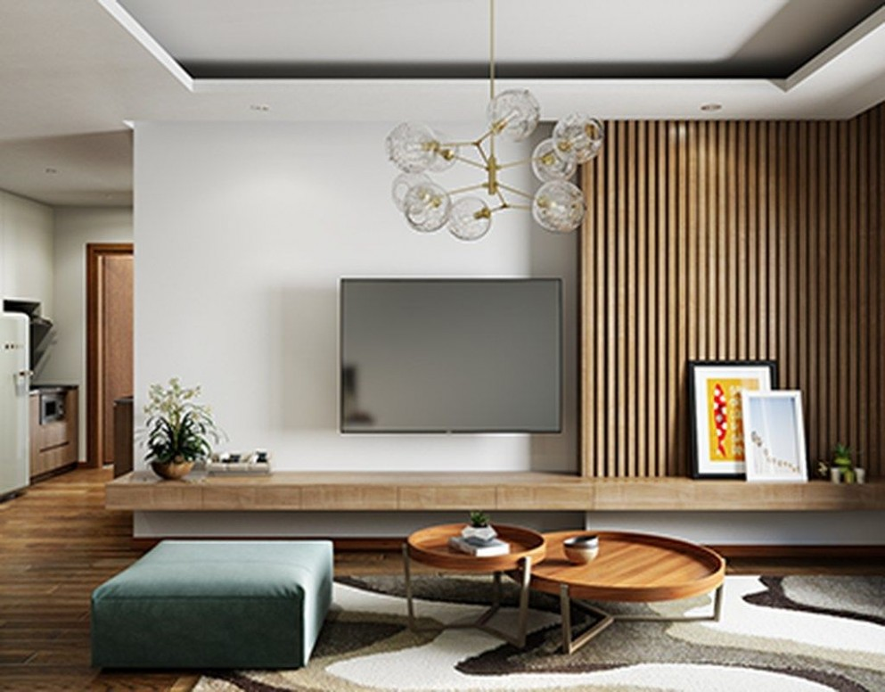 11 Fabulous Modern Apartment Design Ideas To Get Cozy Room  - Apartment Wall Design