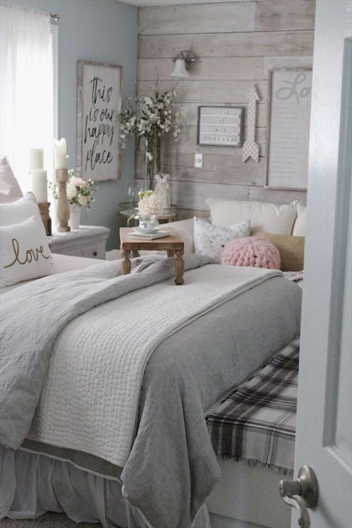 11 Fresh Small Master Bedroom Decor Ideas
