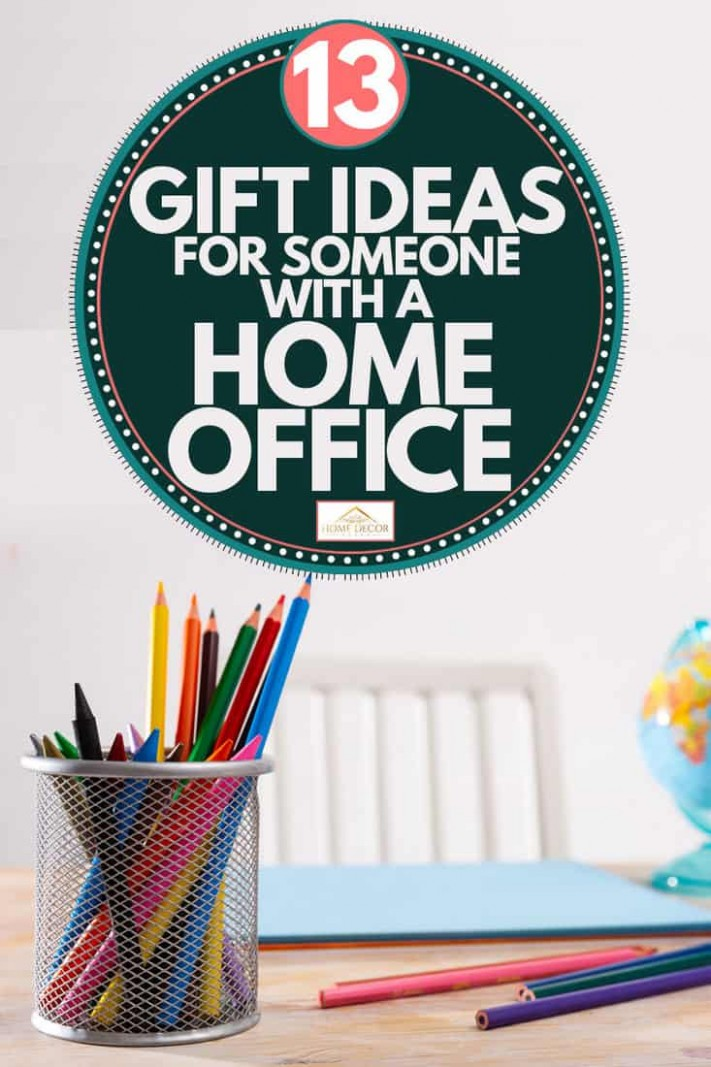 11 Gift Ideas For Someone With A Home Office - Home Decor Bliss - Home Office Gift Ideas