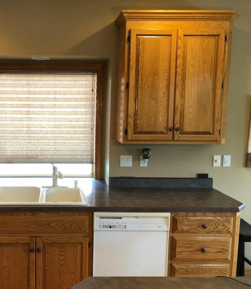 11 Ideas: How to Update Oak or Wood Kitchen Cabinets - How To Make Wood Kitchen Cabinets Look Better
