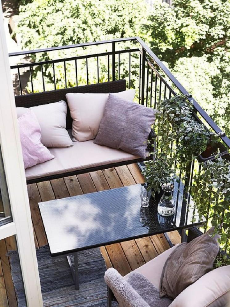 11 Mindblowingly Beautiful Balcony Decorating Ideas to Start Right  - Decorating Apartment Balcony Ideas