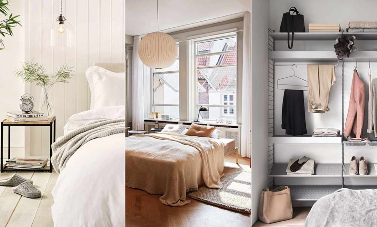 11 minimalist bedroom ideas for a stylish space  HELLO! - Bedroom Ideas Minimalist