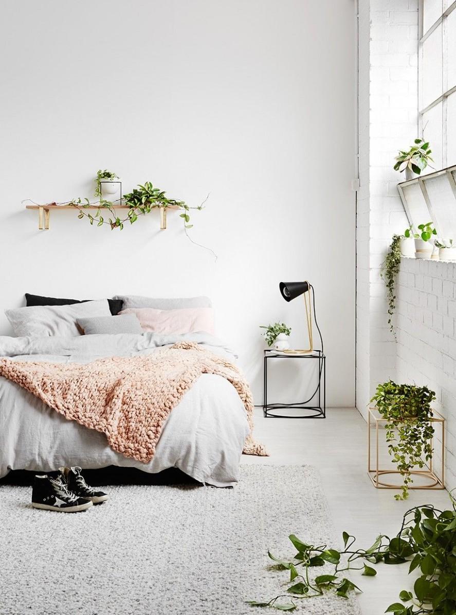 11 Minimalist Bedroom Ideas  Less is More  Homelovr  Home decor  - Bedroom Ideas Minimalist