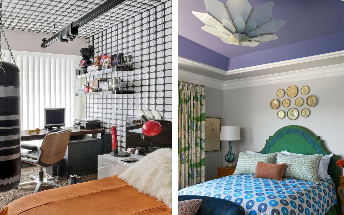 11 Stylish Teen Room Ideas - Creative Teen Bedroom Photos - Bedroom Ideas For Teens