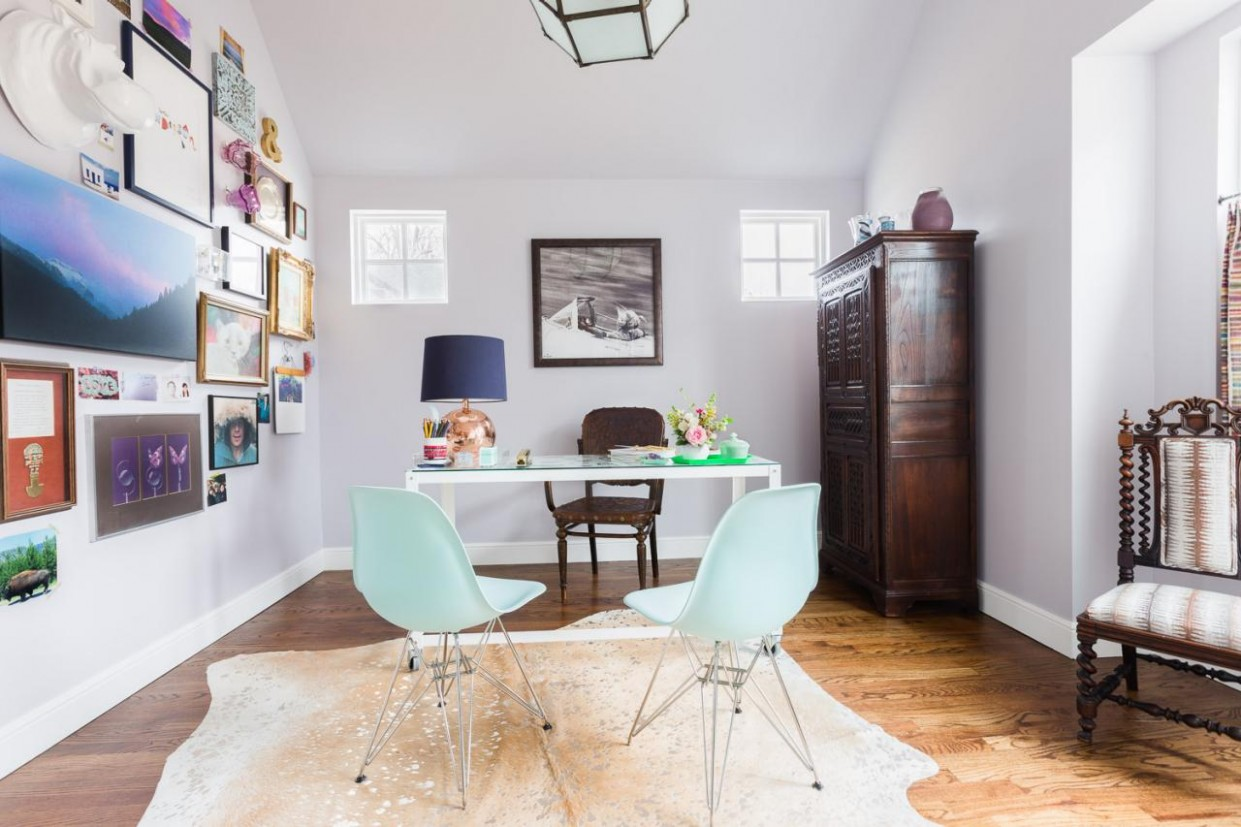 11 Tips for Designing Your Home Office  HGTV - Home Office Ideas Square Room