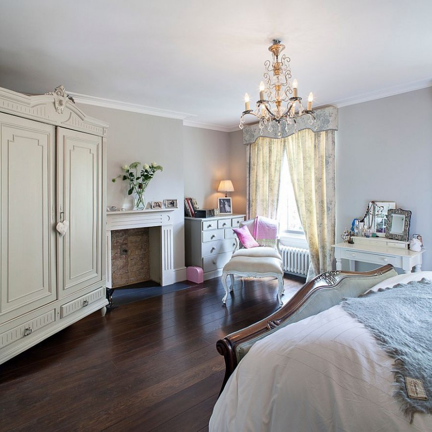 11 Victorian Bedrooms Ranging from Classic to Modern  Victorian  - Bedroom Ideas Victorian Terrace