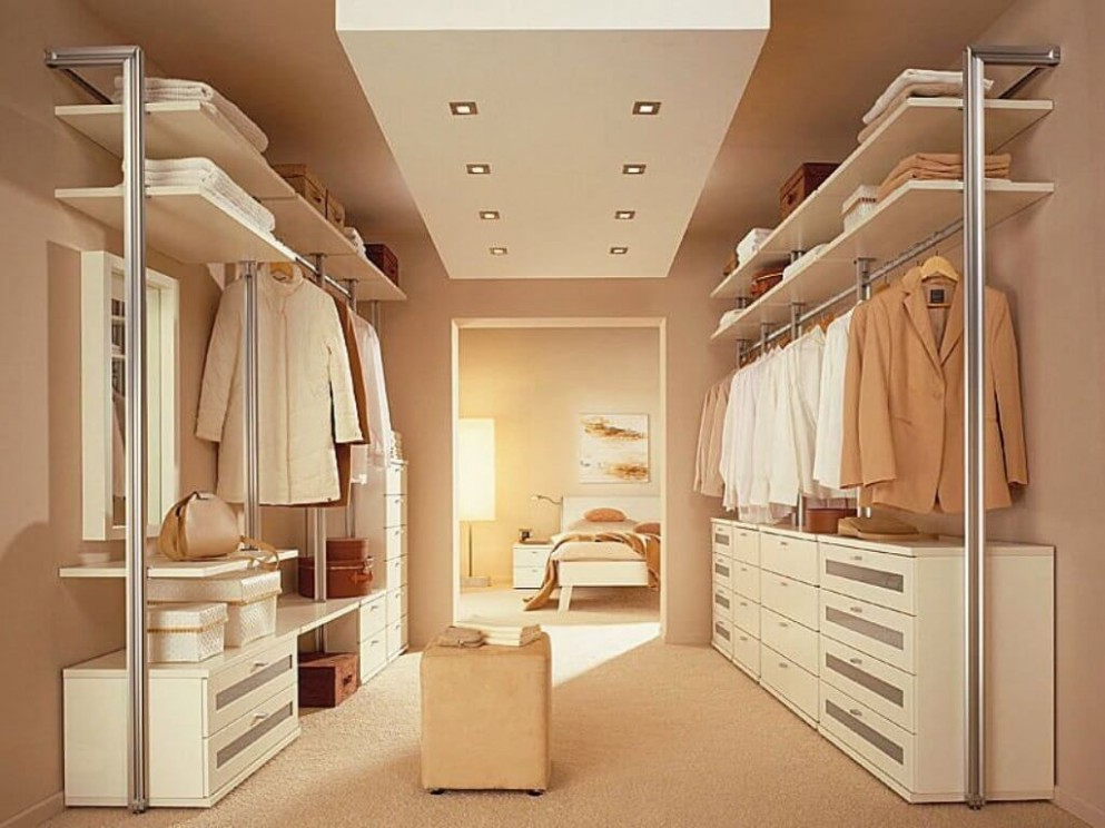 12 Bedroom Closet Ideas 12 (Well-Dressed Every Time) - Closet Ideas In Bedroom