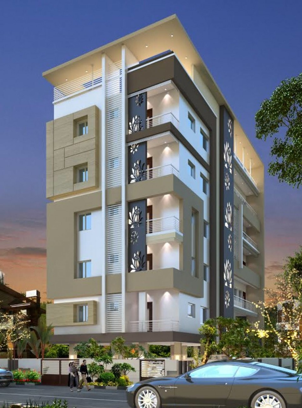 12+ Best apartments facades images  facade architecture, facade  - Apartment Design Facade