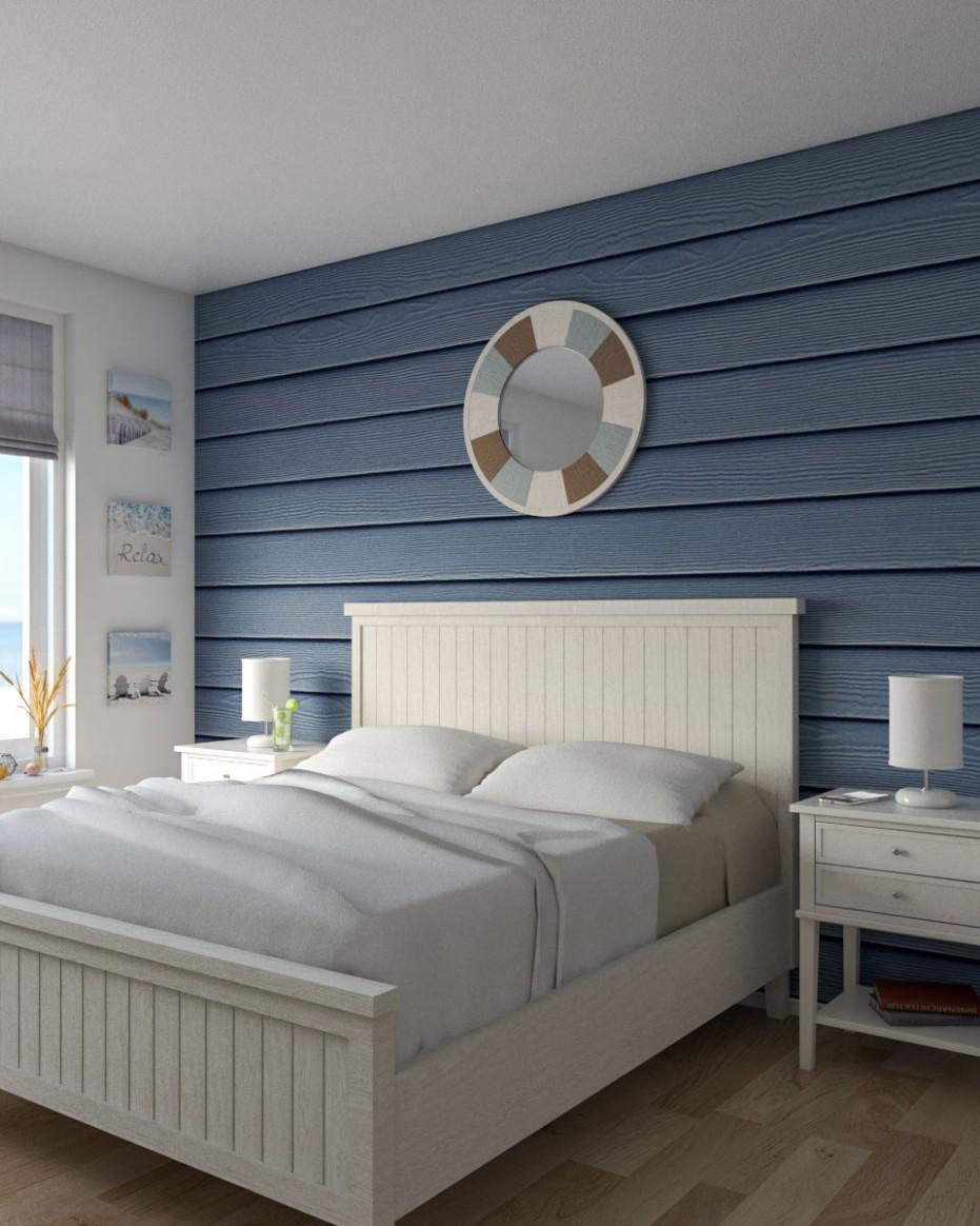 12 Best Blue Bedroom Ideas  Blue Bedroom Interior Design Ideas  - Bedroom Ideas Blue And White
