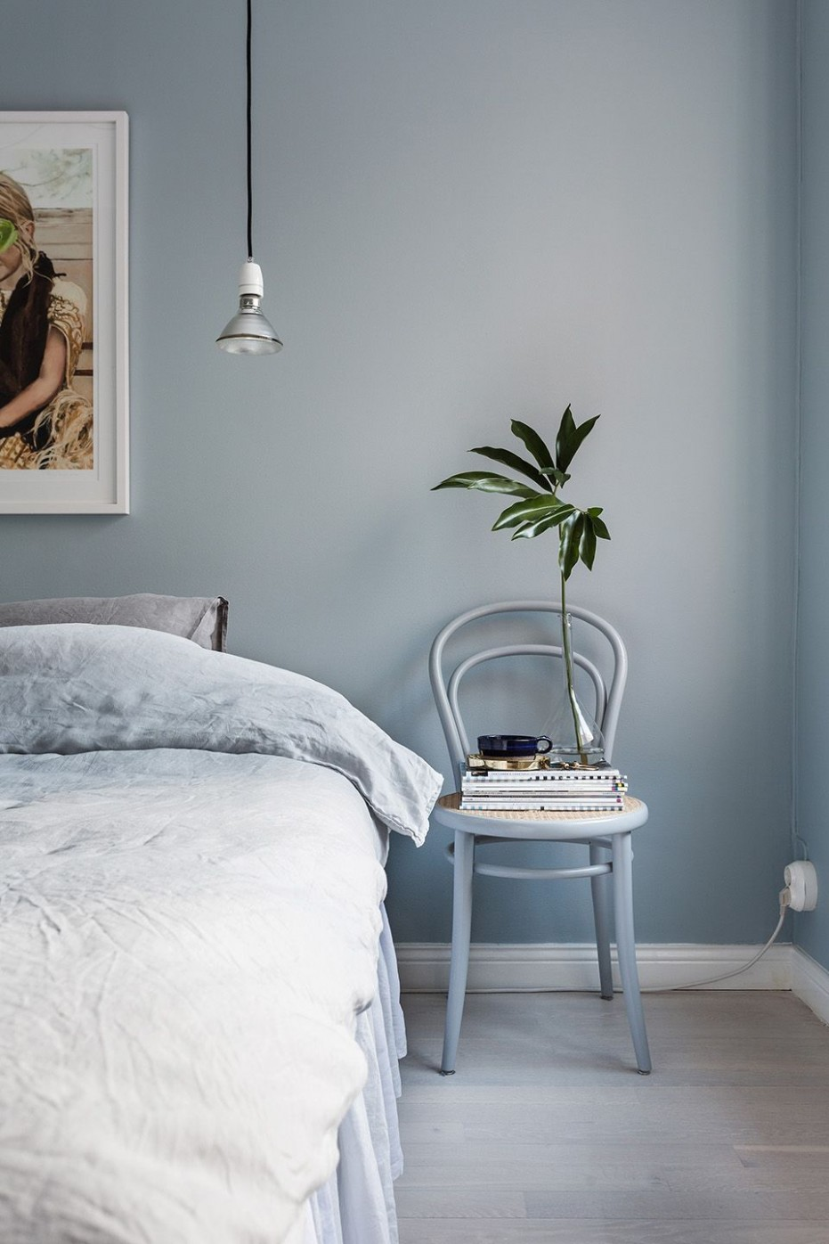 12 Best Blue Rooms - Decor Ideas for Light and Dark Blue Rooms - Bedroom Ideas Light Blue Walls