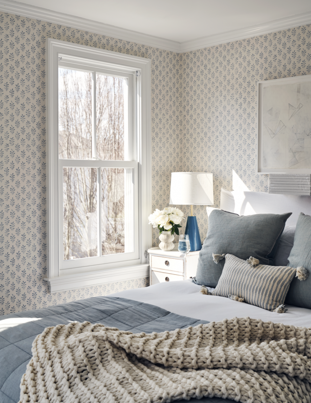 12 Best Gray Bedroom Ideas - Decorating Pictures of Gray Bedroom  - Bedroom Ideas Grey Walls