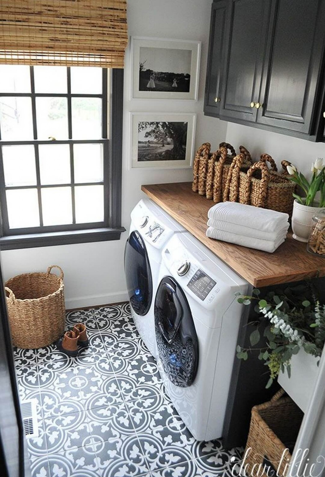 12 Best Small Laundry Room Design Ideas for 12 - Laundry Room Office Ideas