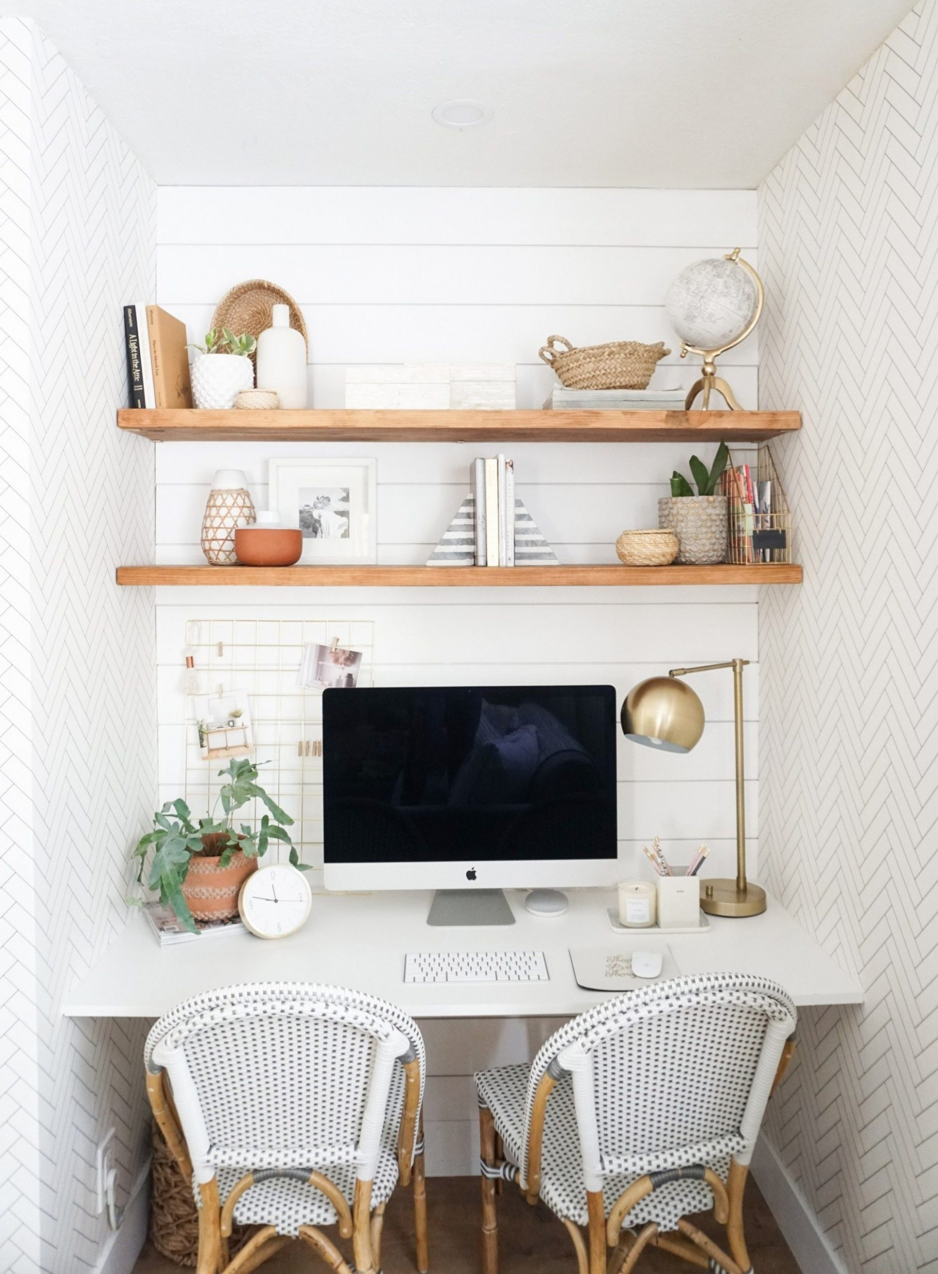 12 DIY Home Office Decor Ideas - Best Home Office Decor Projects - Home Office Ideas Diy