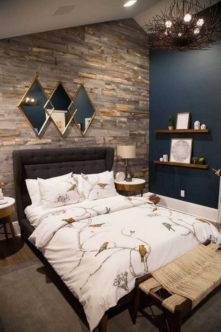 12+ Gorgeous Bedroom Ideas For Couples On A Budget To Try - GAGOHOME - Bedroom Ideas His And Hers