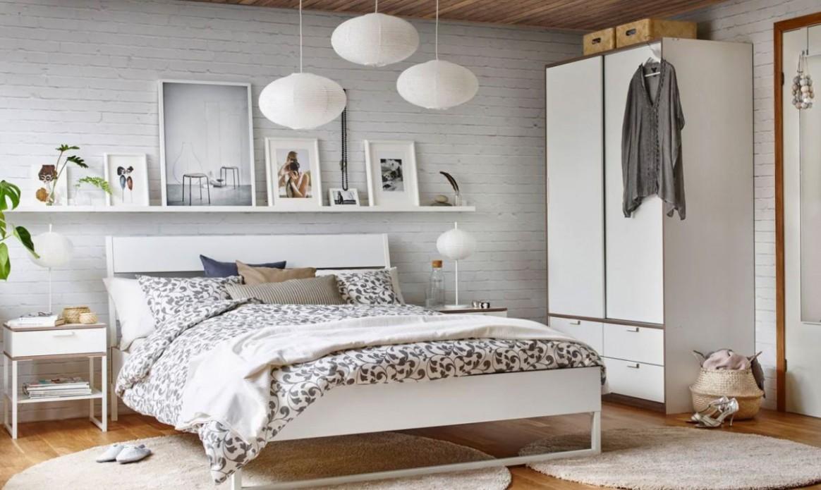 12 IKEA Bedrooms That Look Chic - Bedroom Ideas Ikea