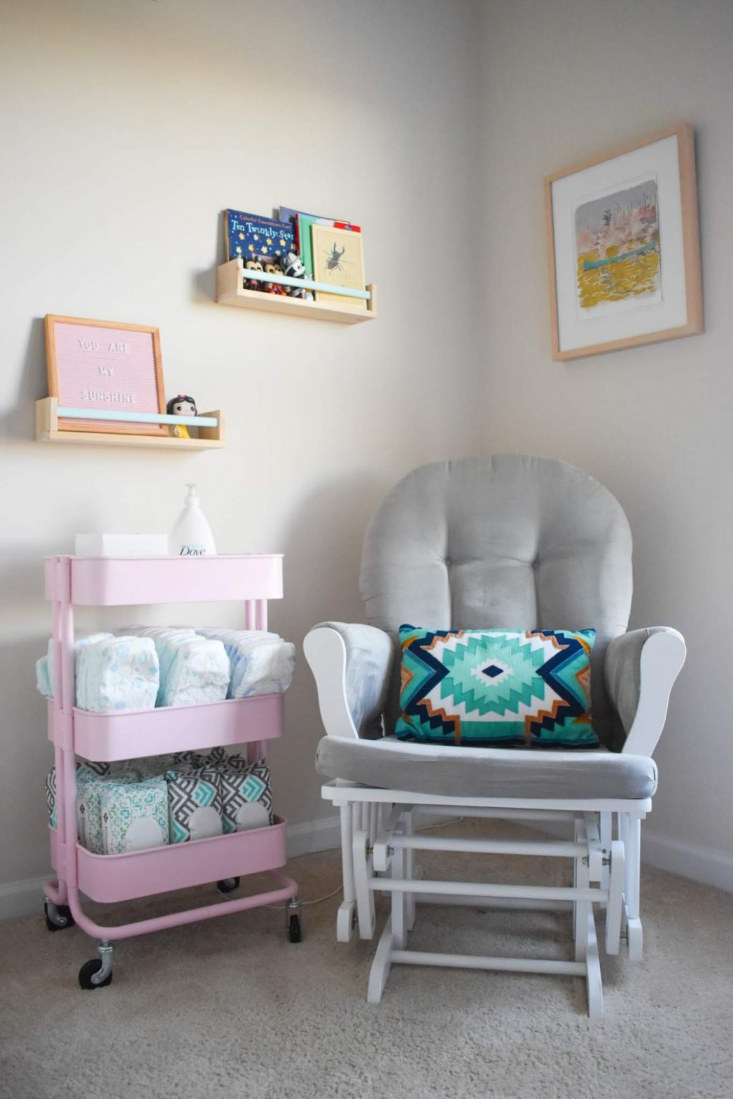 12 Ikea Hacks for a Modern Baby Nursery • Our Little Chaos - Baby Room Hacks