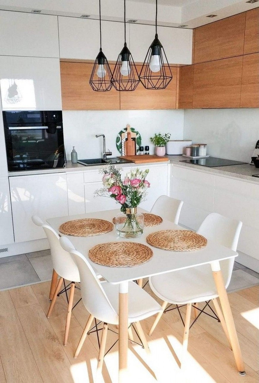 ✓ 12 Practical Tips Design Ideas for Dining Room Wall Decorations  - Apartment Kitchen Wall Decor Ideas