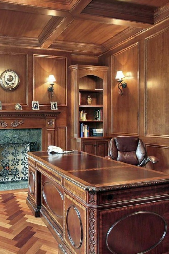 12 Really Great Home Office Ideas (Photos)  Home office design  - Executive Home Office Ideas