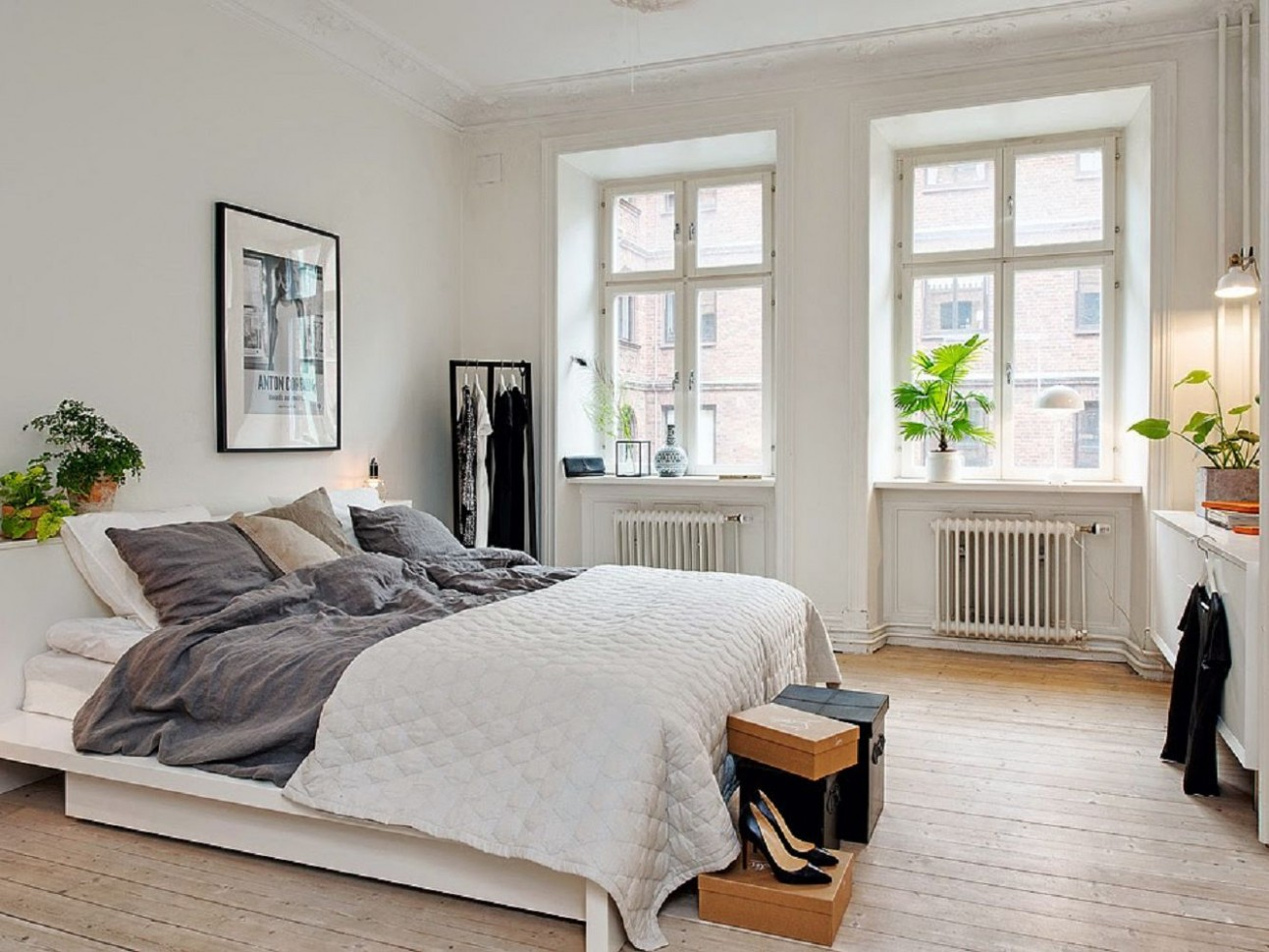 12 Scandinavian Bedroom Design Ideas - Scandinavian Apartment Decor Ideas