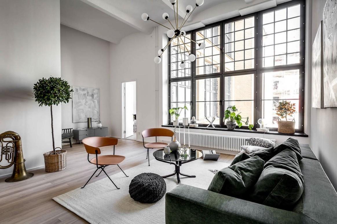 12 Scandinavian-Style Apartments - Scandinavian Apartment Decor Ideas