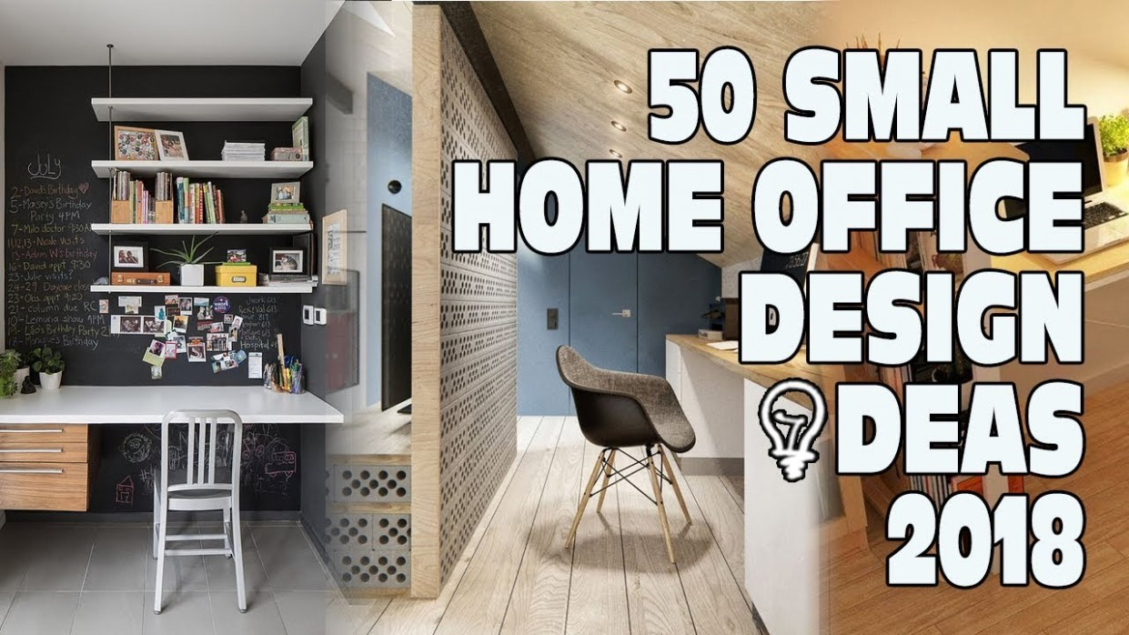 12 Small Home Office Design Ideas 12 - Home Office Ideas Small