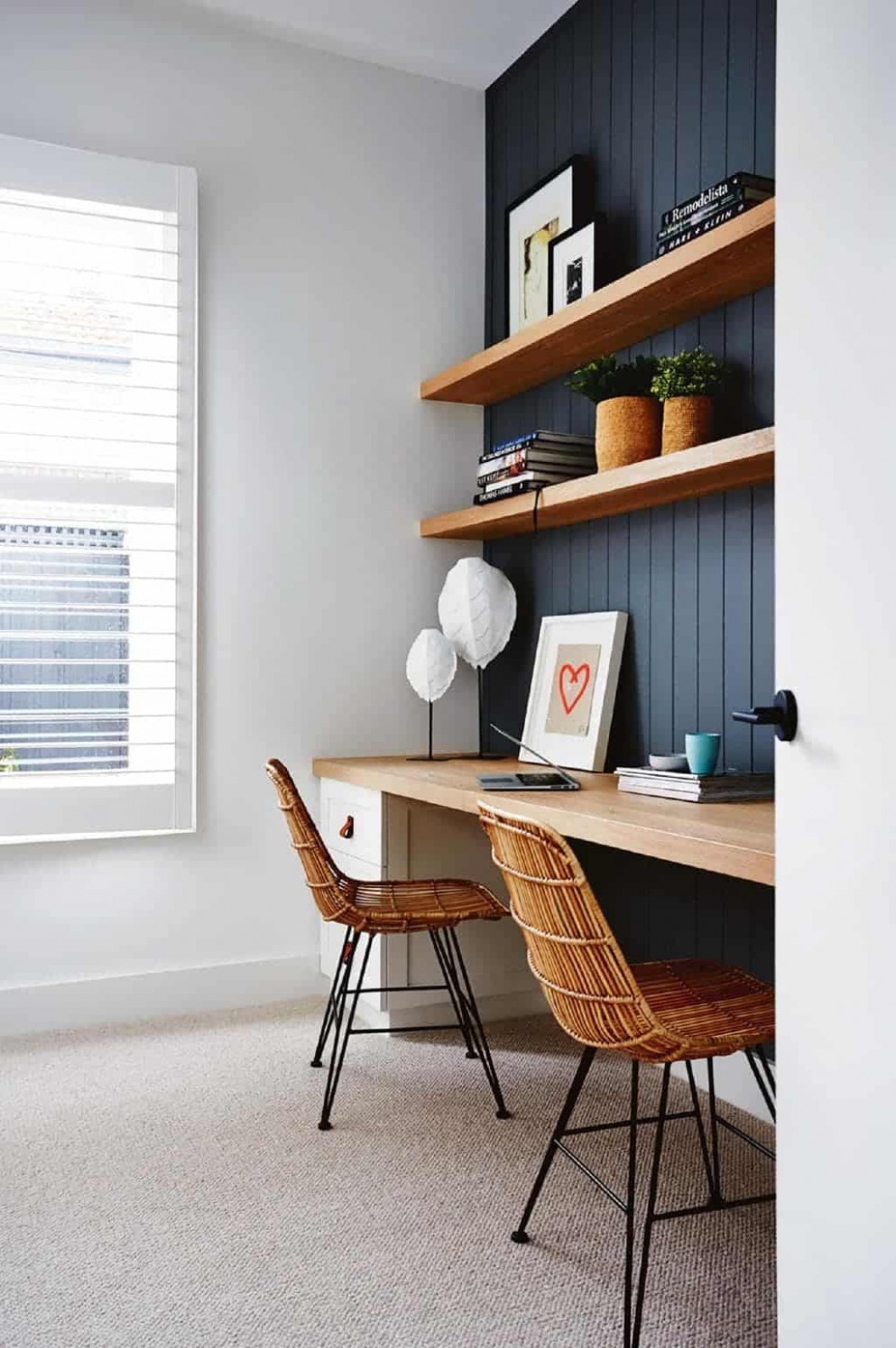 12 Small Home Office Ideas That Will Make You Want To Work  - Home Office Ideas Small Space