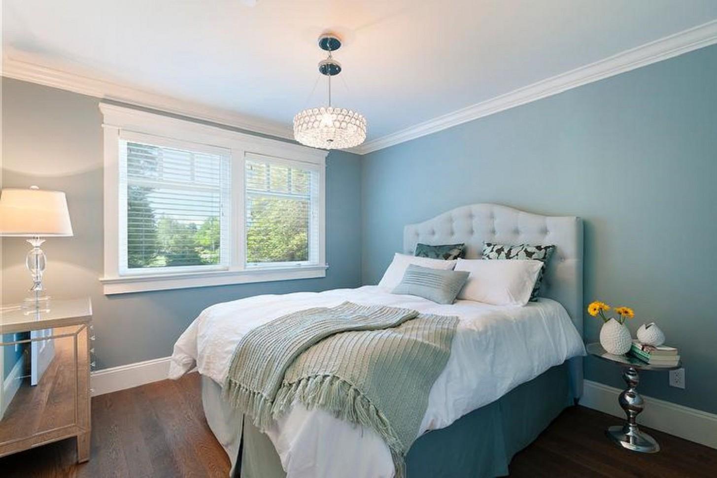 12 Stunning Blue Bedroom Ideas - Bedroom Ideas Light Blue Walls