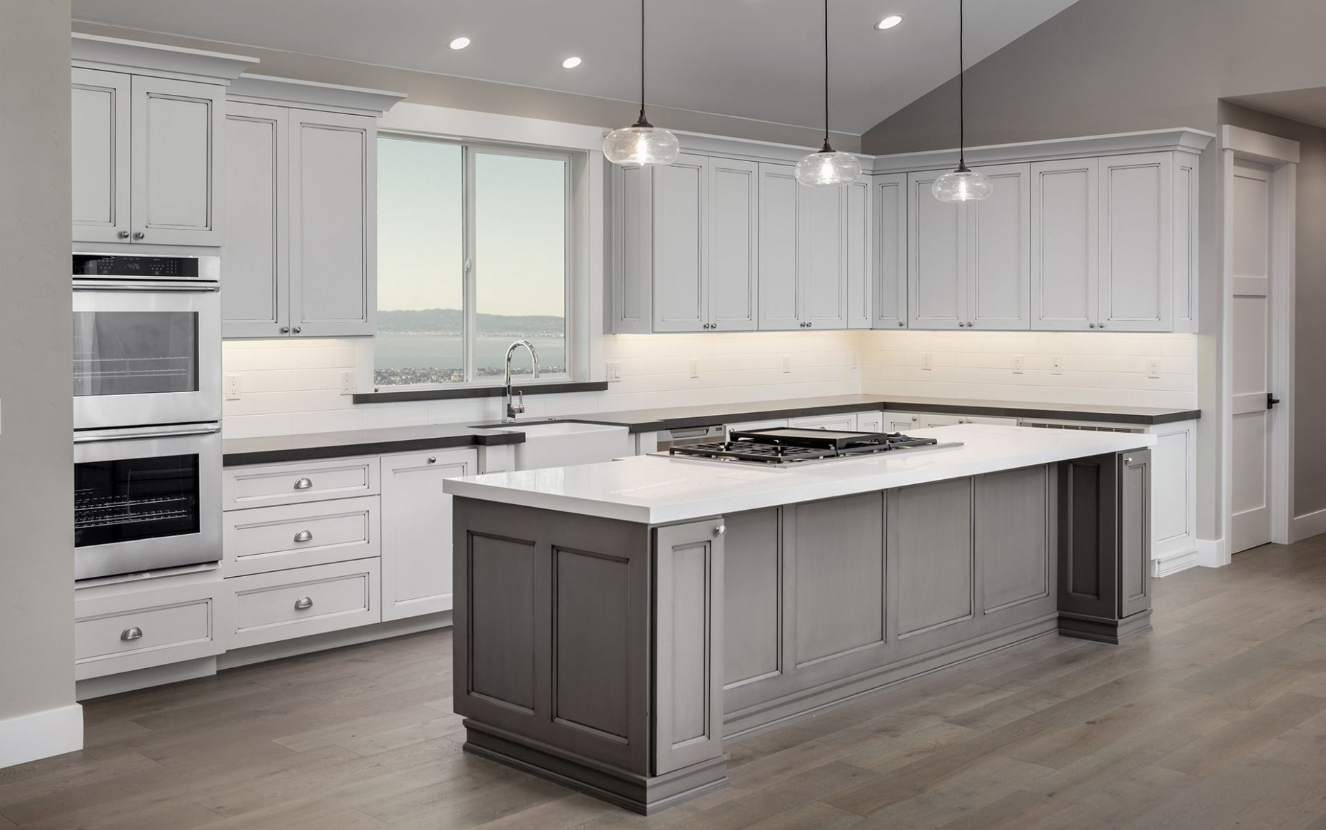 12 Tips for Remodeling Your Kitchen Cabinets in 12  L shape  - New Yorker Kitchen Cabinets
