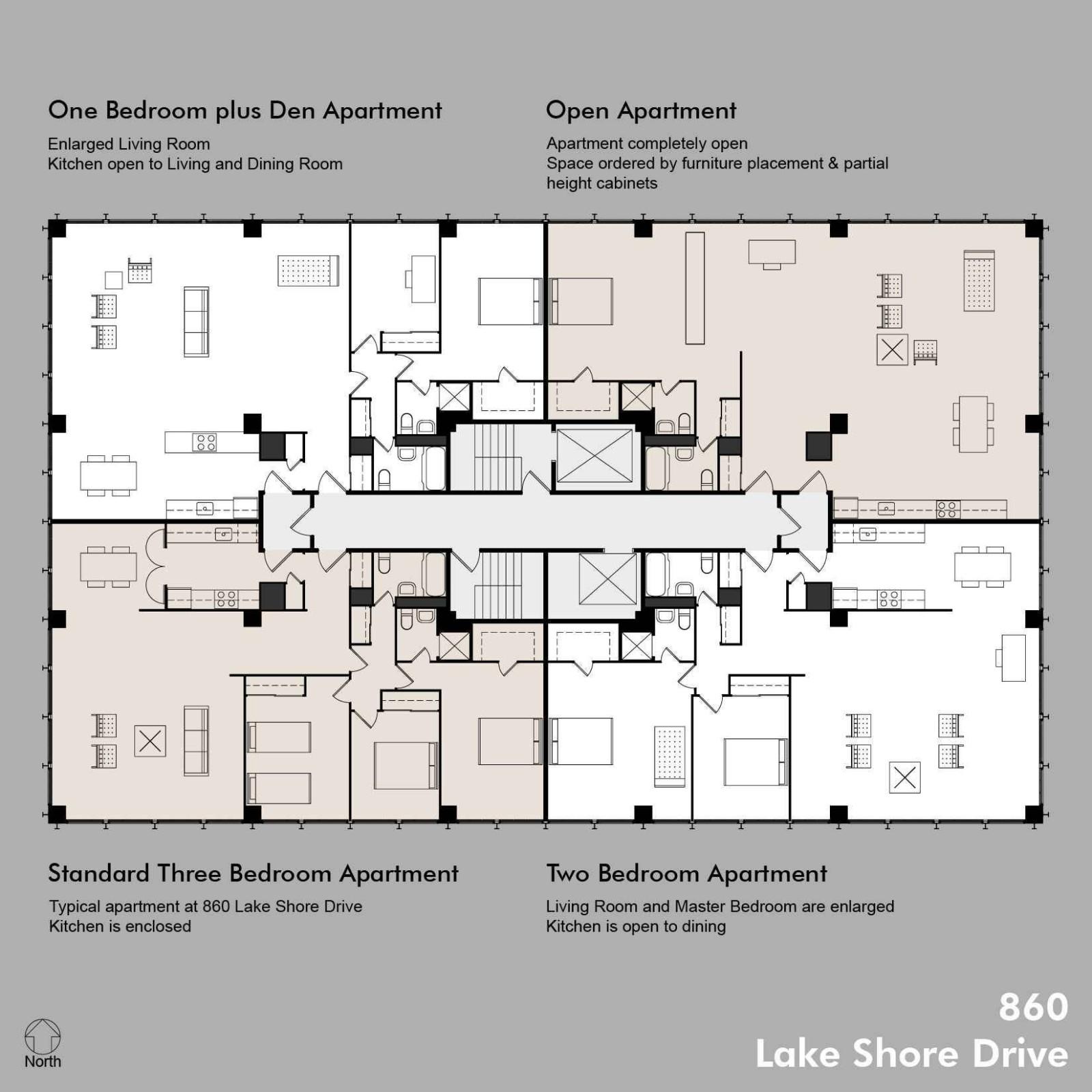 12 Unit Apartment Building Plans and Modern Apartment Design Plans  - Apartment Unit Design