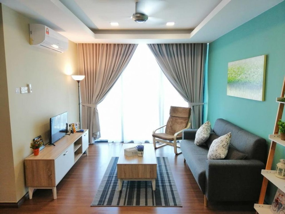 12BR Jazz Suites Vivacity Megamall Kuching Sarawak, Kuching  - Baby Room Vivacity