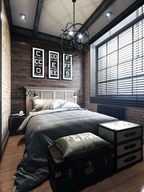 8 Amazing Bedroom for Men  Luxury bedroom master, Remodel  - Bedroom Ideas Men