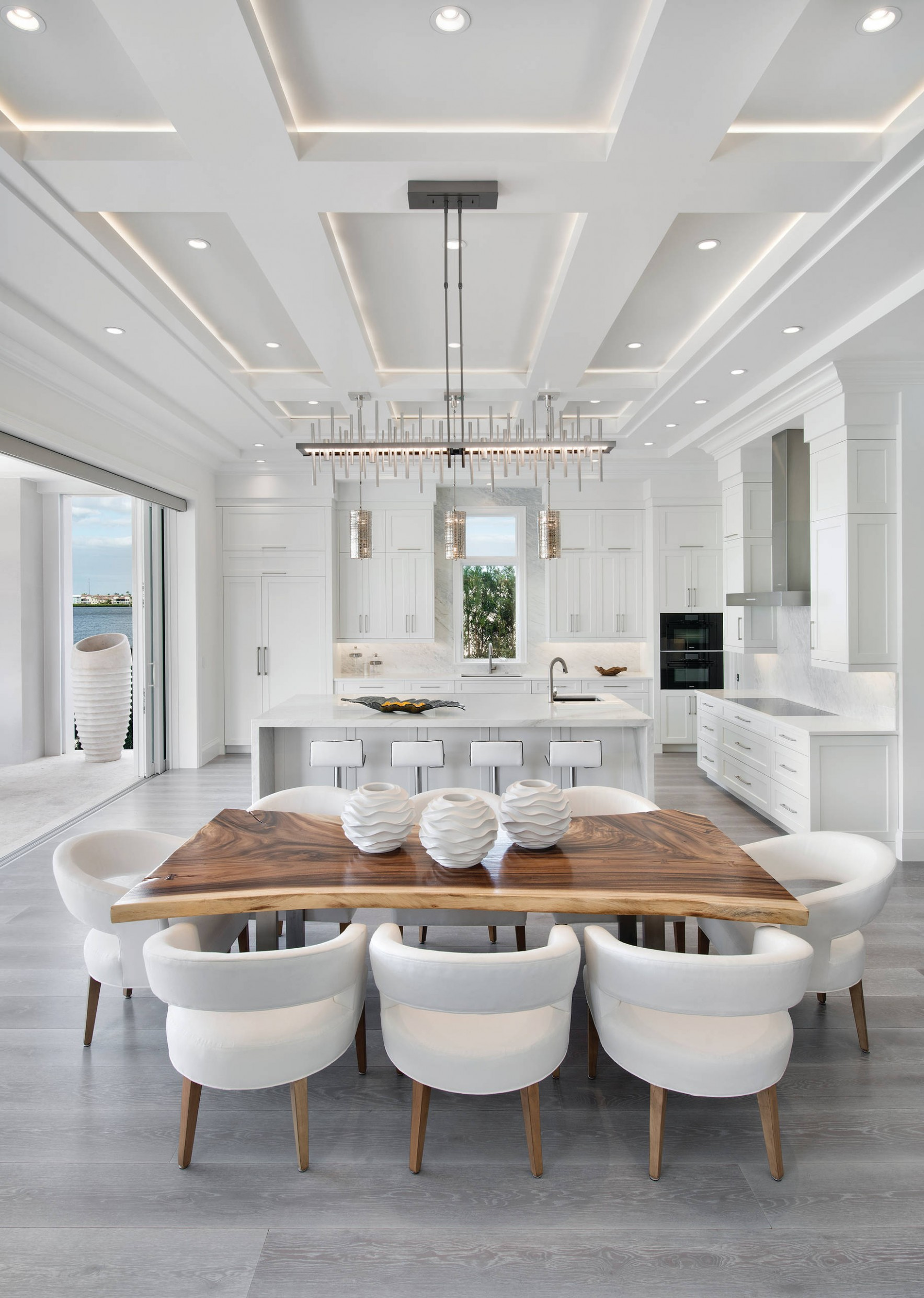8+ Beautiful Kitchen/Dining Room Combo Pictures & Ideas October  - Dining Room Kitchen Ideas