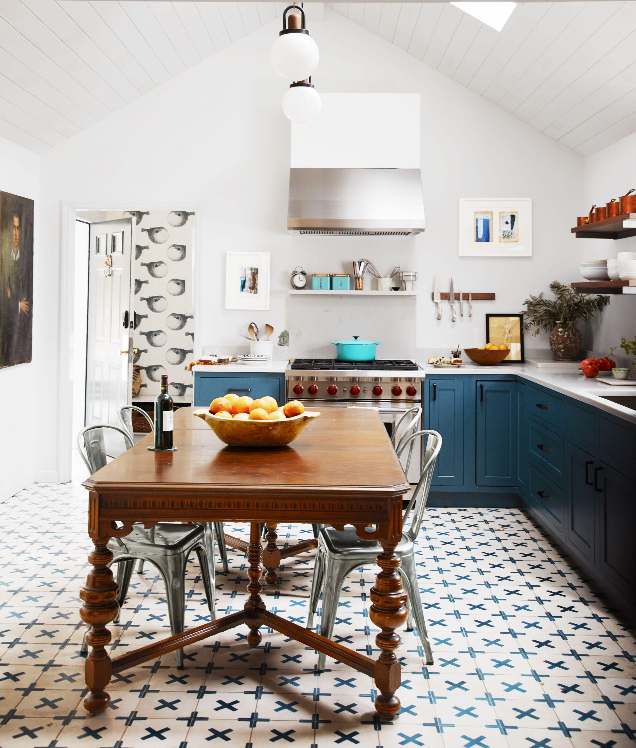8 Best Kitchen Ideas - Decor and Decorating Ideas for Kitchen Design - Dining Room Kitchen Ideas