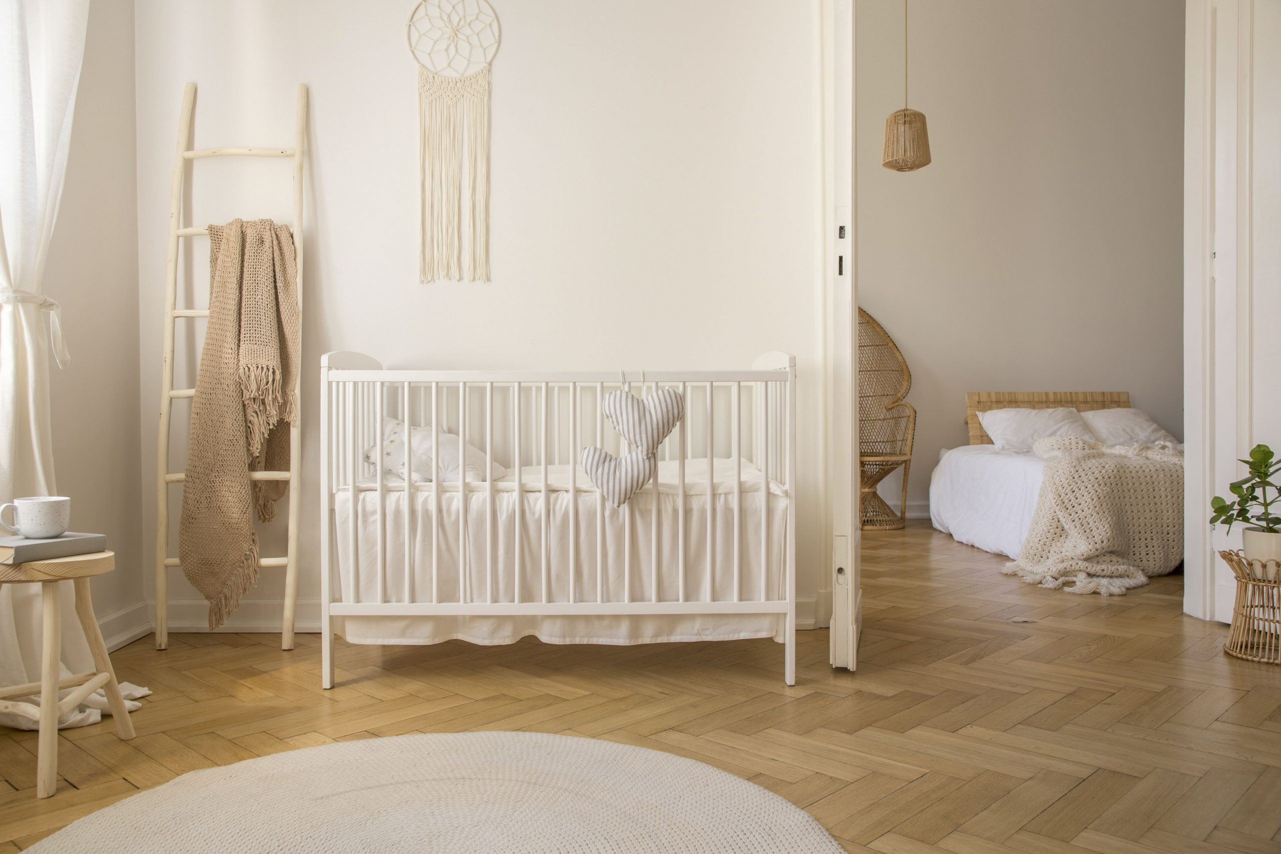 8 Calming Nursery Colors - Baby Room Colours