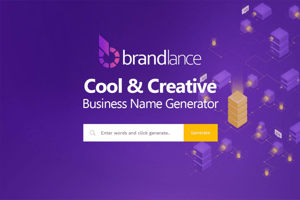 8 Cool & Creative Business Names Ideas List - Brandlance - Home Office Business Name Ideas