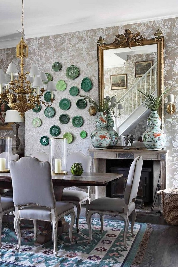 8 Cool and Creative Shabby Chic Dining Rooms - Dining Room Ideas Shabby Chic